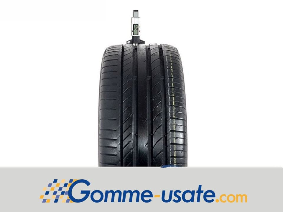Thumb Continental Gomme Usate Continental 245/45 R17 95W ContiSportContact 5 (65%) pneumatici usati Estivo_2