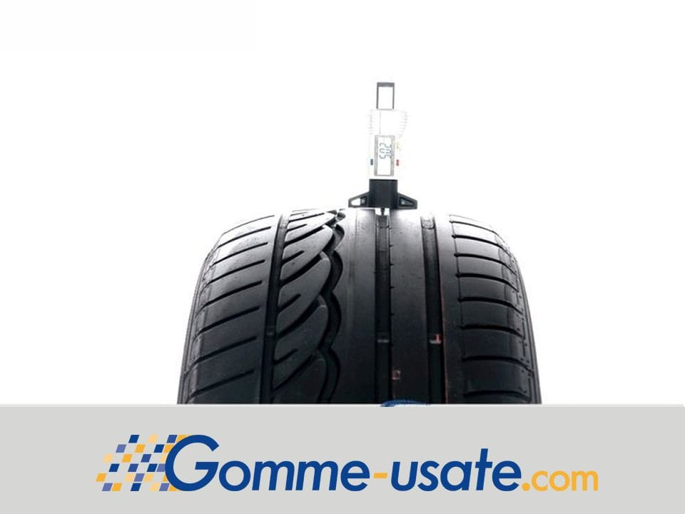 Thumb Dunlop Gomme Usate Dunlop 255/40 R19 100Y Sp Sport 01 XL (60%) pneumatici usati Estivo 0