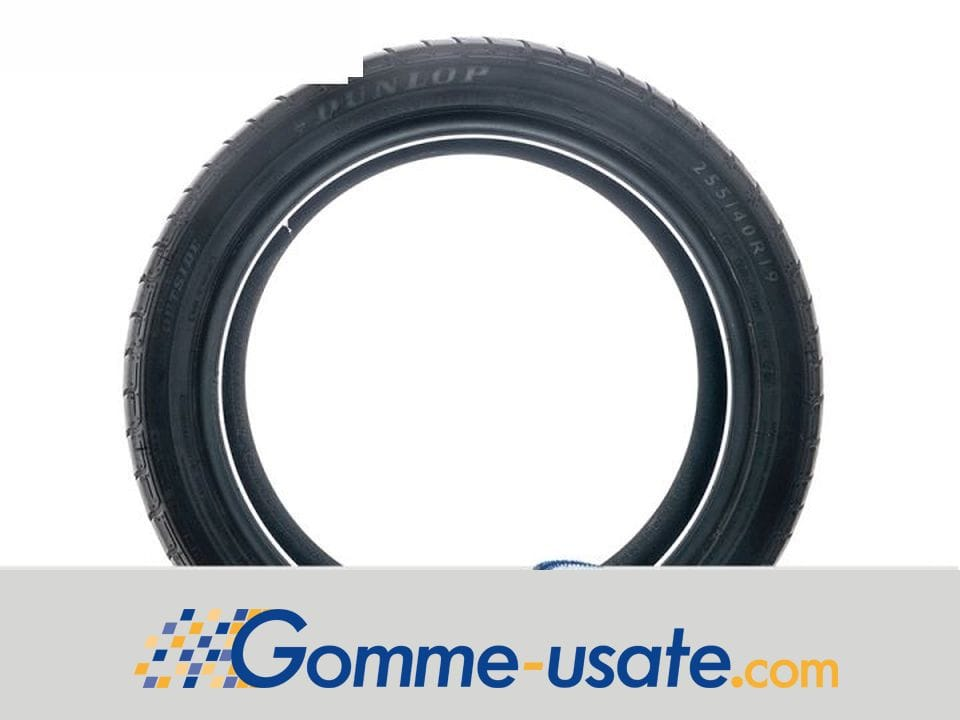 Thumb Dunlop Gomme Usate Dunlop 255/40 R19 100Y Sp Sport 01 XL (60%) pneumatici usati Estivo_1