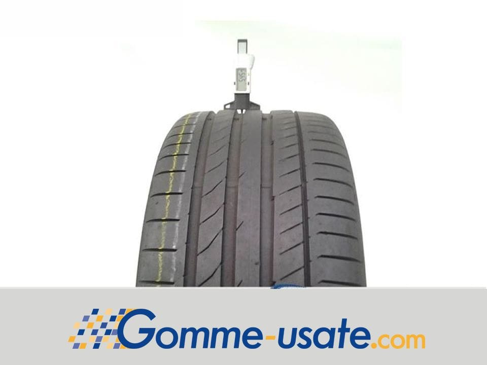 Thumb Continental Gomme Usate Continental 265/35 R21 101Y ContiSportContact 5P XL (55%) pneumatici usati Estivo 0