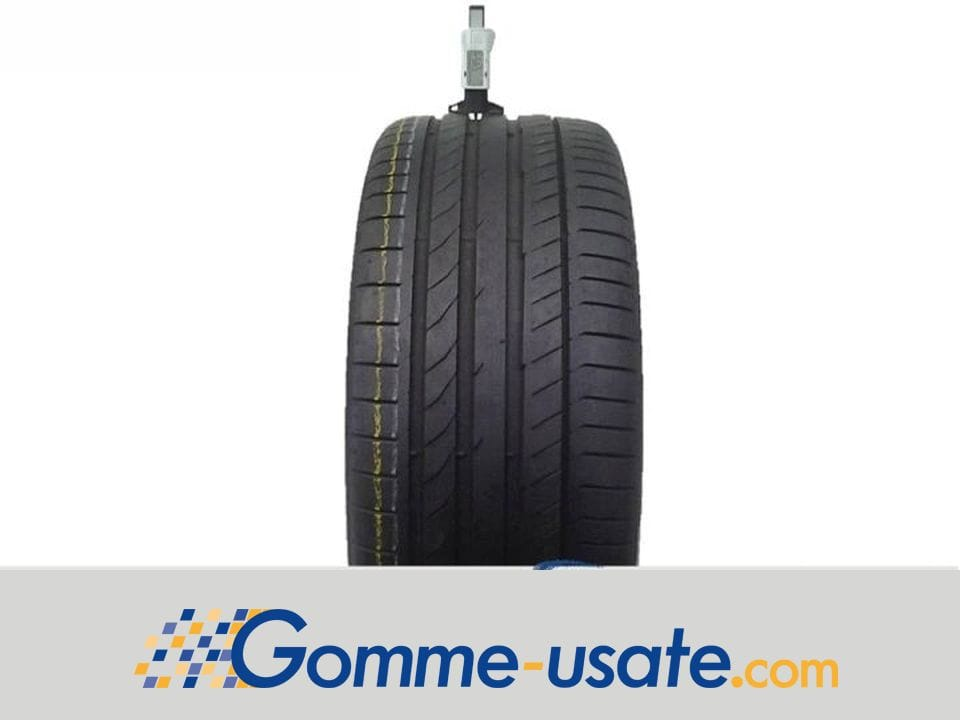 Thumb Continental Gomme Usate Continental 265/35 R21 101Y ContiSportContact 5P XL (55%) pneumatici usati Estivo_2