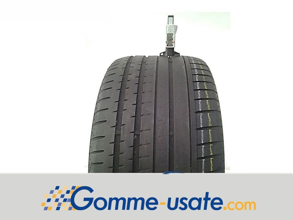 Thumb Continental Gomme Usate Continental 295/30 ZR19 100Y Sport Contact 2 XL (55%) pneumatici usati Estivo 0
