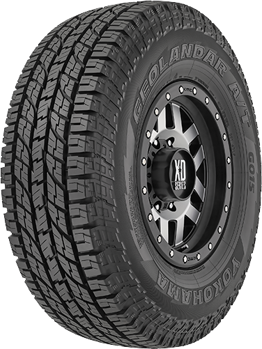 Gomme Nuove Yokohama 225/70 R17 108T GEOL.A/T G015 M+S pneumatici nuovi All Season