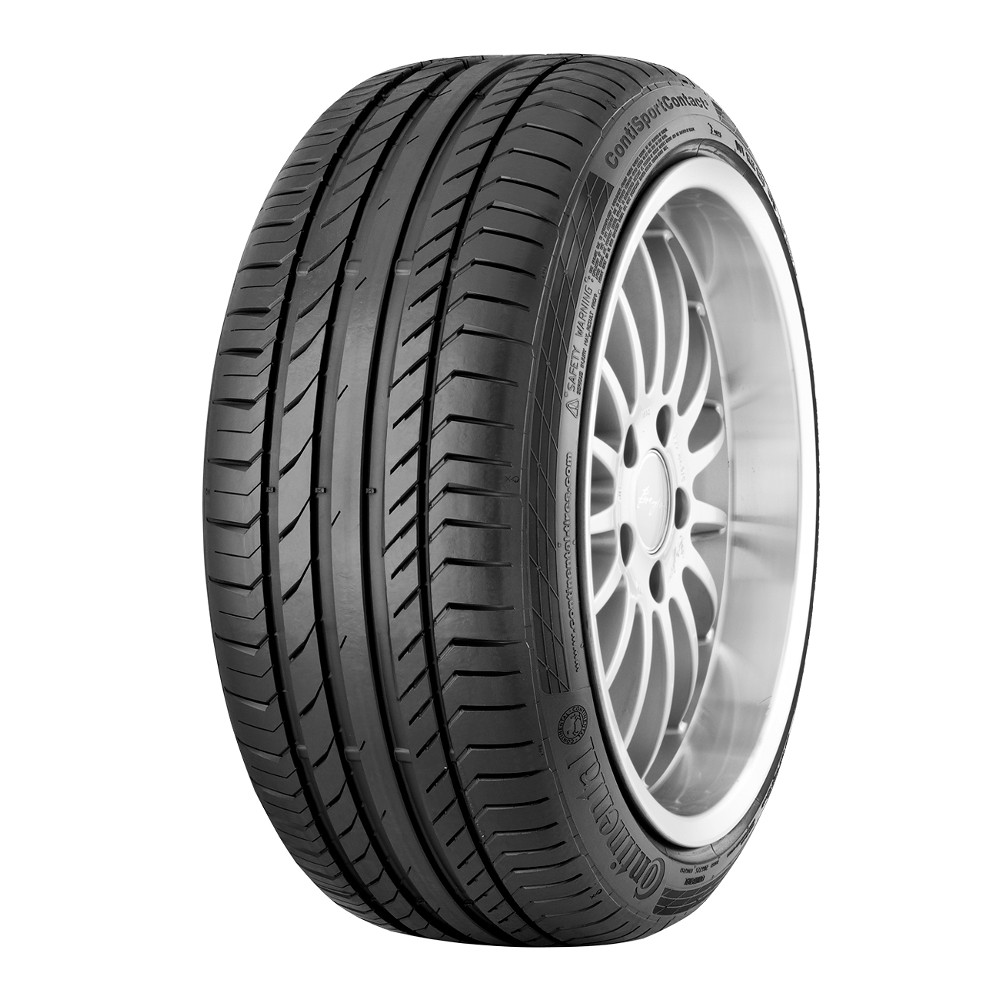 Gomme Nuove Continental 255/45 R17 98W SP. CONT.5 SSR FR Runflat pneumatici nuovi Estivo