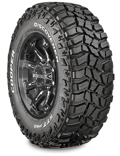 Gomme Nuove Cooper Tyres 33/12.5 X15 108Q DISCOVERER STT PRO pneumatici nuovi Estivo