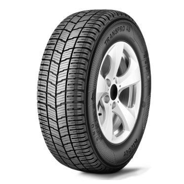 Gomme Nuove Kleber 195/60 R16C 99H TRANSPRO4S M+S pneumatici nuovi All Season