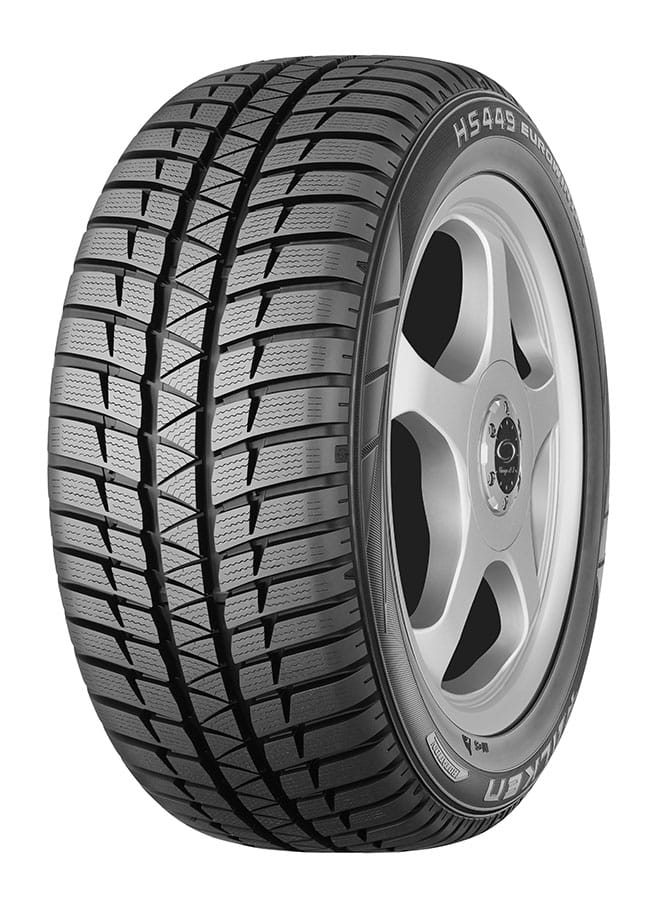 Gomme Nuove Falken 245/45 R18 100V EuroWinter HS449 MFS Runflat M+S pneumatici nuovi Invernale