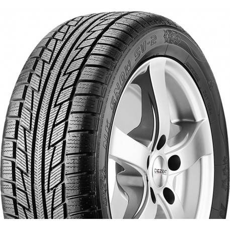 Gomme Nuove Nankang 185/55 R16 87T Winter Activa SV-2 XL M+S pneumatici nuovi Invernale