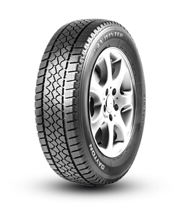 Gomme Nuove Dayton 215/70 R15C 109/107R VAN WINTER M+S pneumatici nuovi Invernale