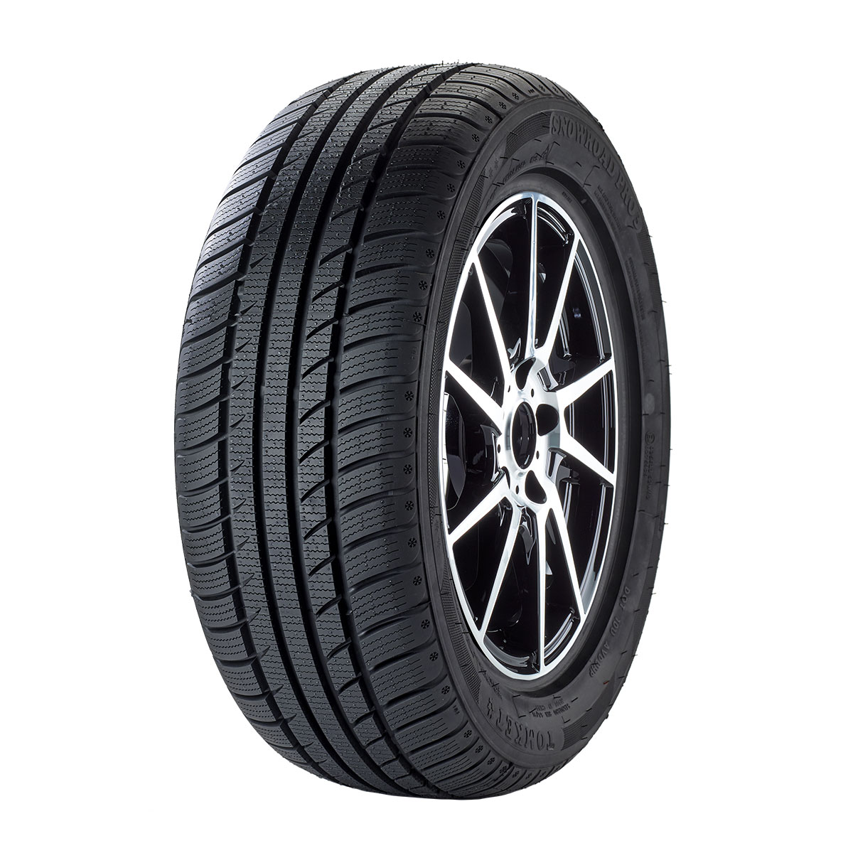 Gomme Nuove Tomket 195/55 R16 87H SNOWROAD PRO 3 M+S pneumatici nuovi Invernale