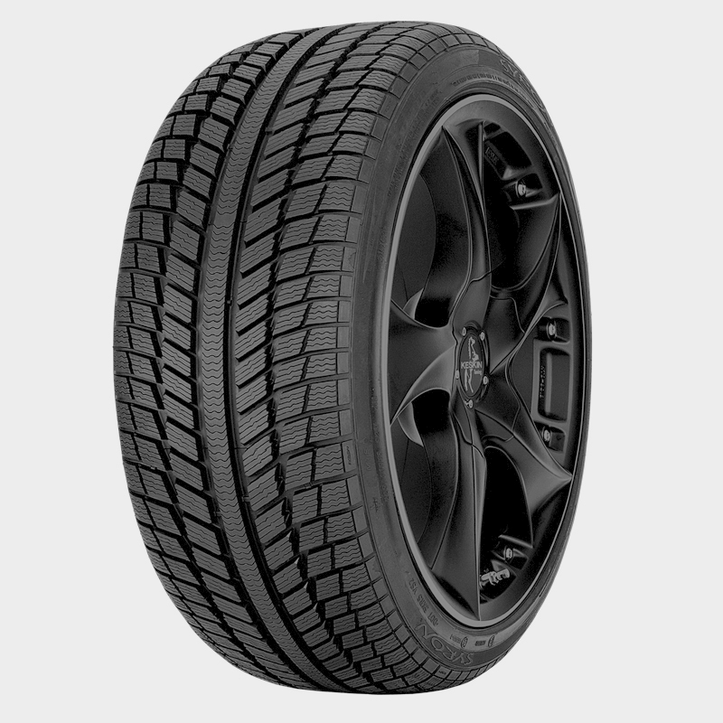 Gomme Nuove Syron 215/55 R16 97V EVEREST1 Plus M+S pneumatici nuovi Invernale