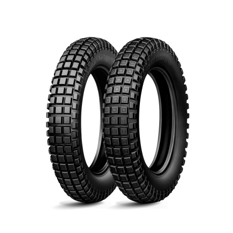 Gomme Nuove Michelin 120/100 R18 68M TRIAL X LIGHT COMPETITION pneumatici nuovi Estivo