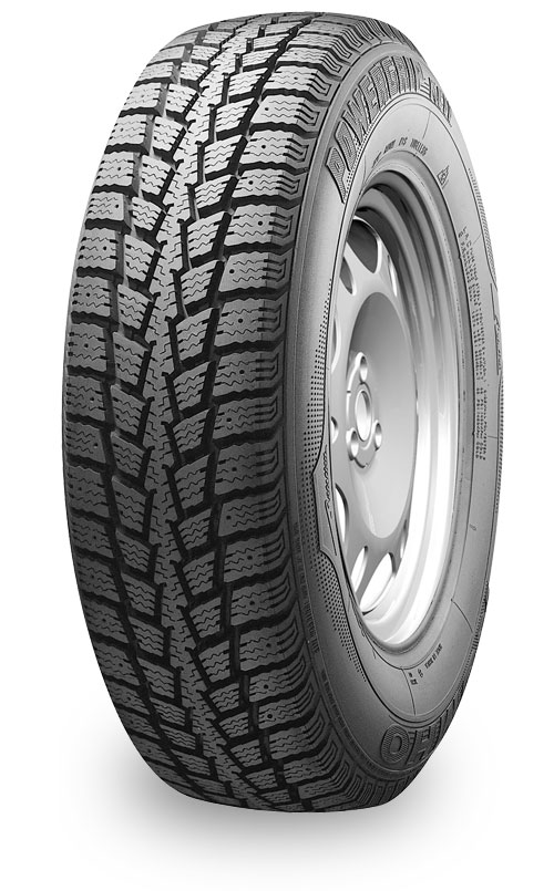 Gomme Nuove Kumho 195/60 R16C 99/97T KC11 POWER GRIP M+S pneumatici nuovi Invernale