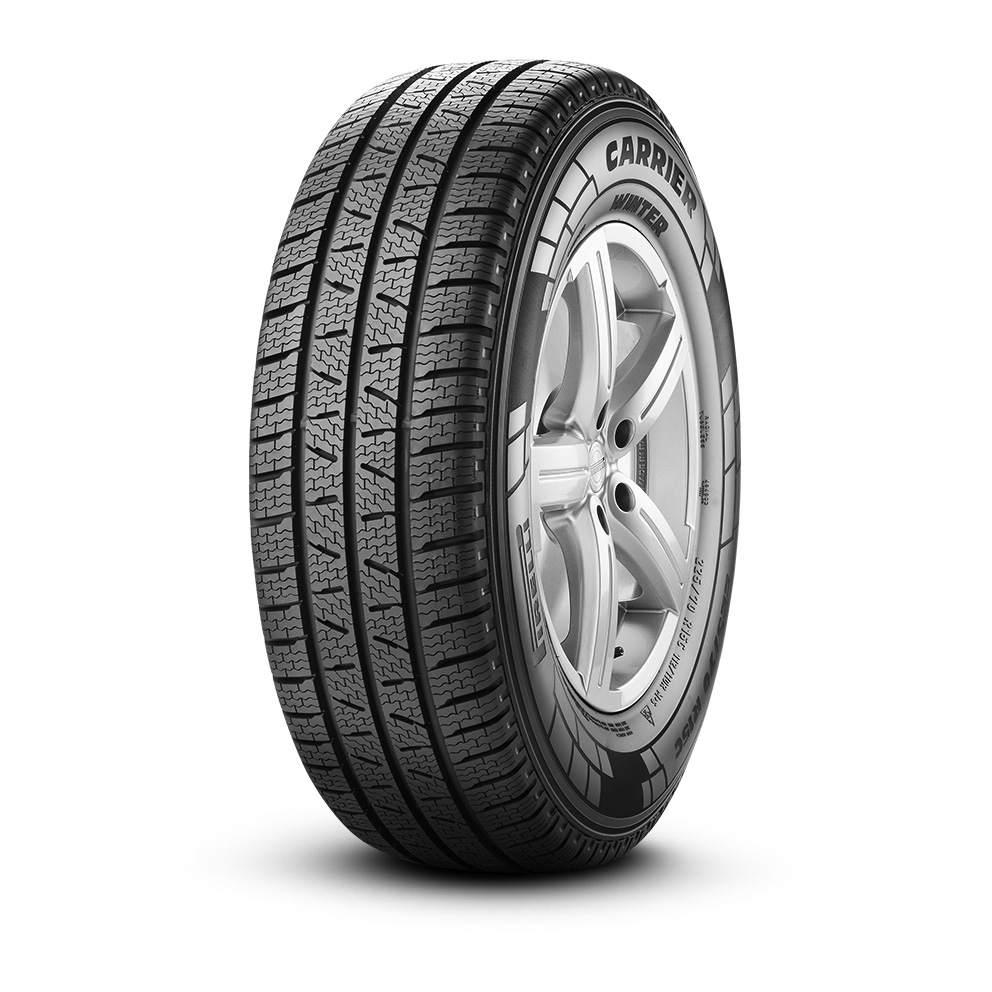 Gomme Nuove Pirelli 235/65 R16 118R Carrier Winter MO M+S pneumatici nuovi Invernale