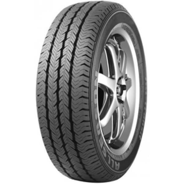 Gomme Nuove Mirage 195/60 R16C 99/97T 6PR MR700 AS M+S pneumatici nuovi All Season