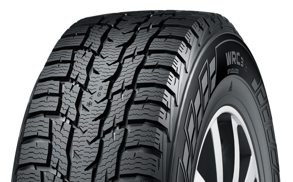 Gomme Nuove Nokian 225/55 R17C 109/107T WR C3 M+S pneumatici nuovi Invernale