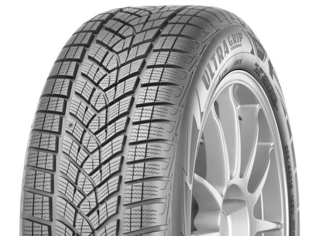 Gomme Nuove Goodyear 245/45 R19 102V ULTRAGRIP PERFORMANCE + XL M+S pneumatici nuovi Invernale