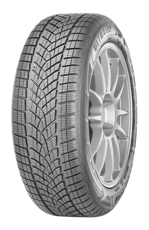 Gomme Nuove Goodyear 235/60 R18 107H UG PERF SUV G1 XL M+S (100%) pneumatici nuovi Invernale