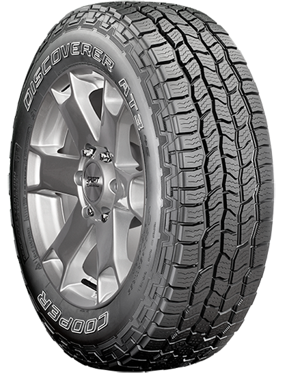Gomme Nuove Cooper Tyres 225/75 R16 104T DISC.A/T3 4S M+S pneumatici nuovi All Season