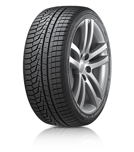 Gomme Nuove Hankook 255/50 R19 107V ICEPT EVO-2 HRS XL Runflat pneumatici nuovi Invernale