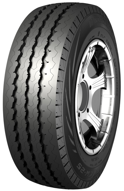 Gomme Nuove Nankang 165 R14C 97/95R CW-25 M+S pneumatici nuovi All Season