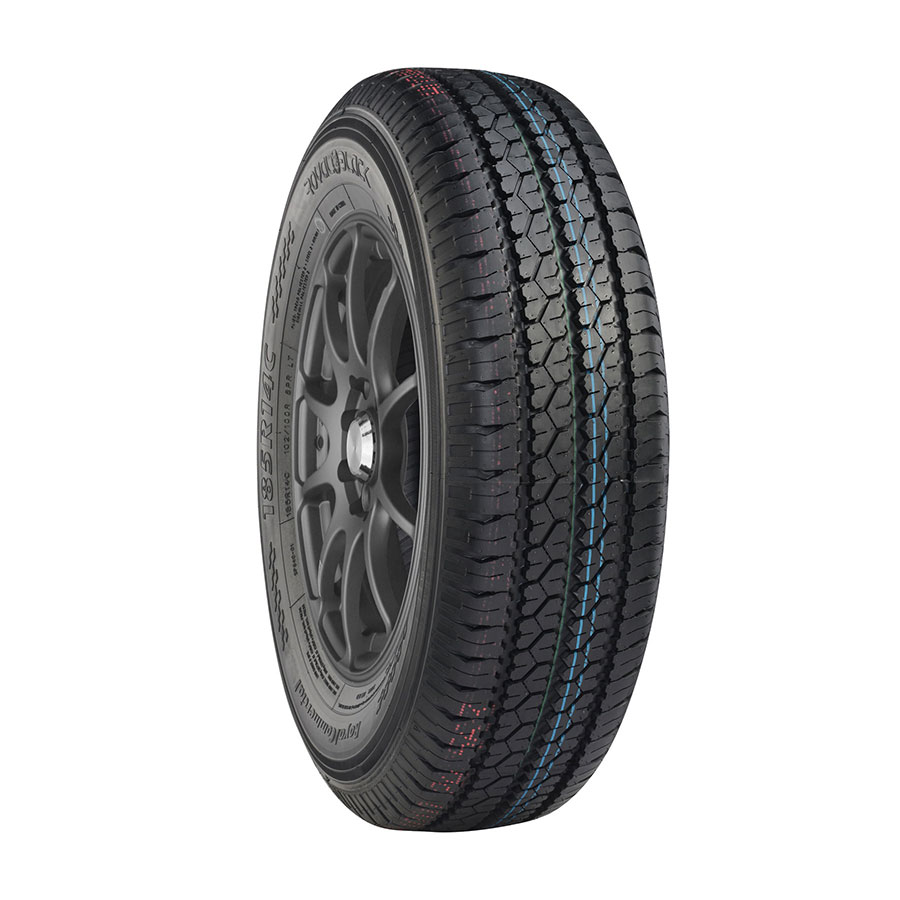 Gomme Nuove Royal Black 165/70 R14C 89R ROYAL COMMERCIAL pneumatici nuovi Estivo