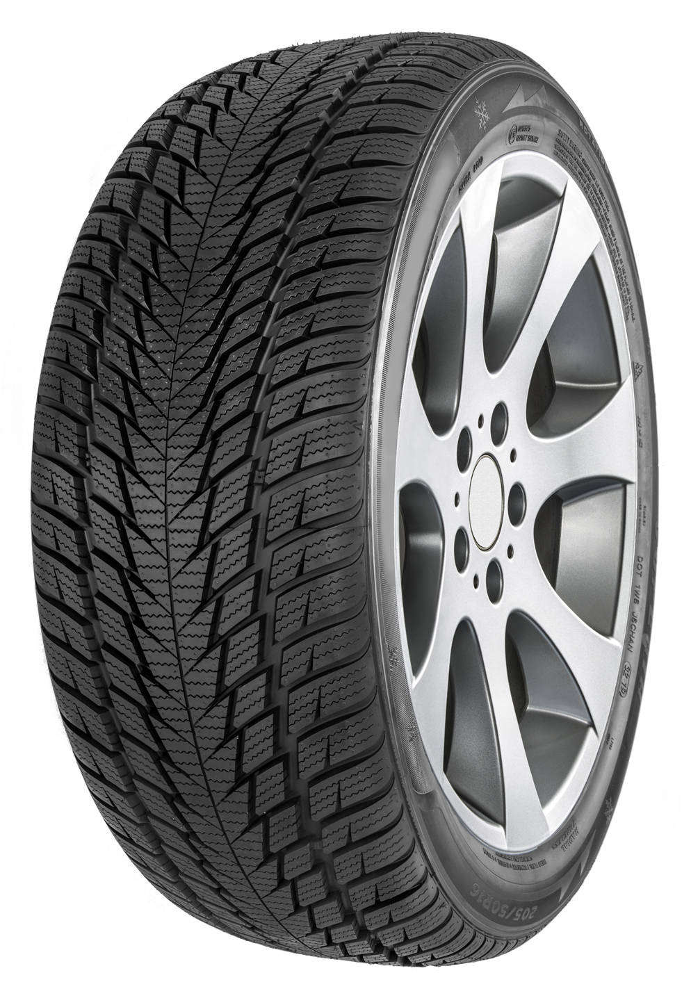 Gomme Nuove Atlas 225/45 R18 95V POLARBEAR UHP2 XL M+S pneumatici nuovi Invernale