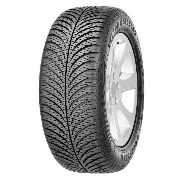 Gomme Nuove Goodyear 185/60 R15 84T Vector 4Seasons Gen-2 RE M+S pneumatici nuovi All Season