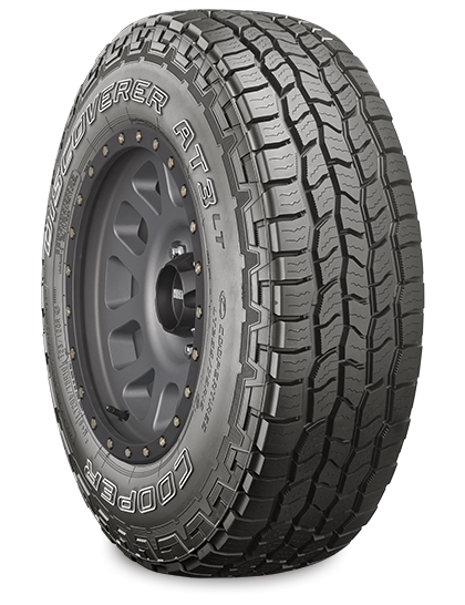 Gomme Nuove Cooper Tyres 245/70 R17 119S DISC.AT3LT OWL M+S pneumatici nuovi All Season