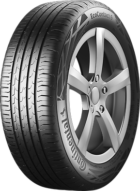 Gomme Nuove Continental 155/80 R13 79T EcoContact6 pneumatici nuovi Estivo