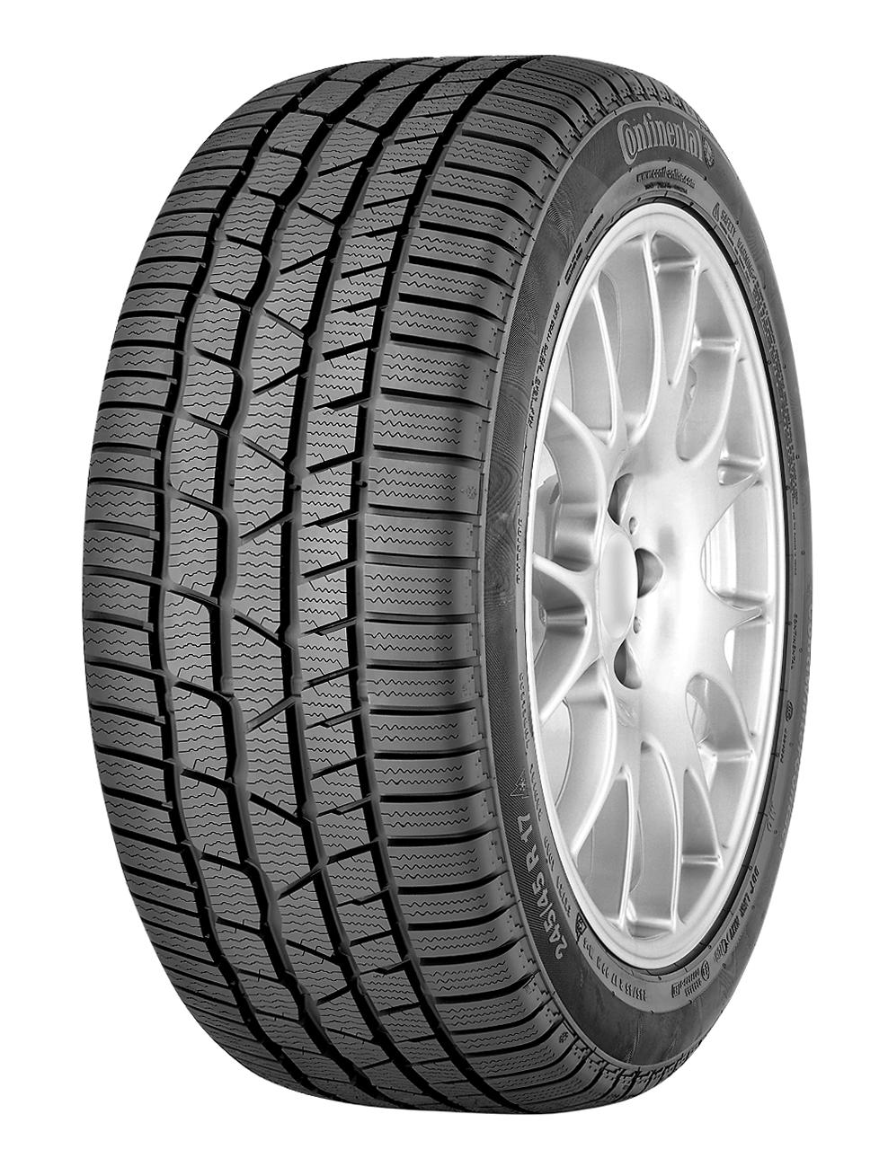 Gomme Nuove Continental 225/55 R17 101V TS830 P XL M+S (100%) pneumatici nuovi Invernale