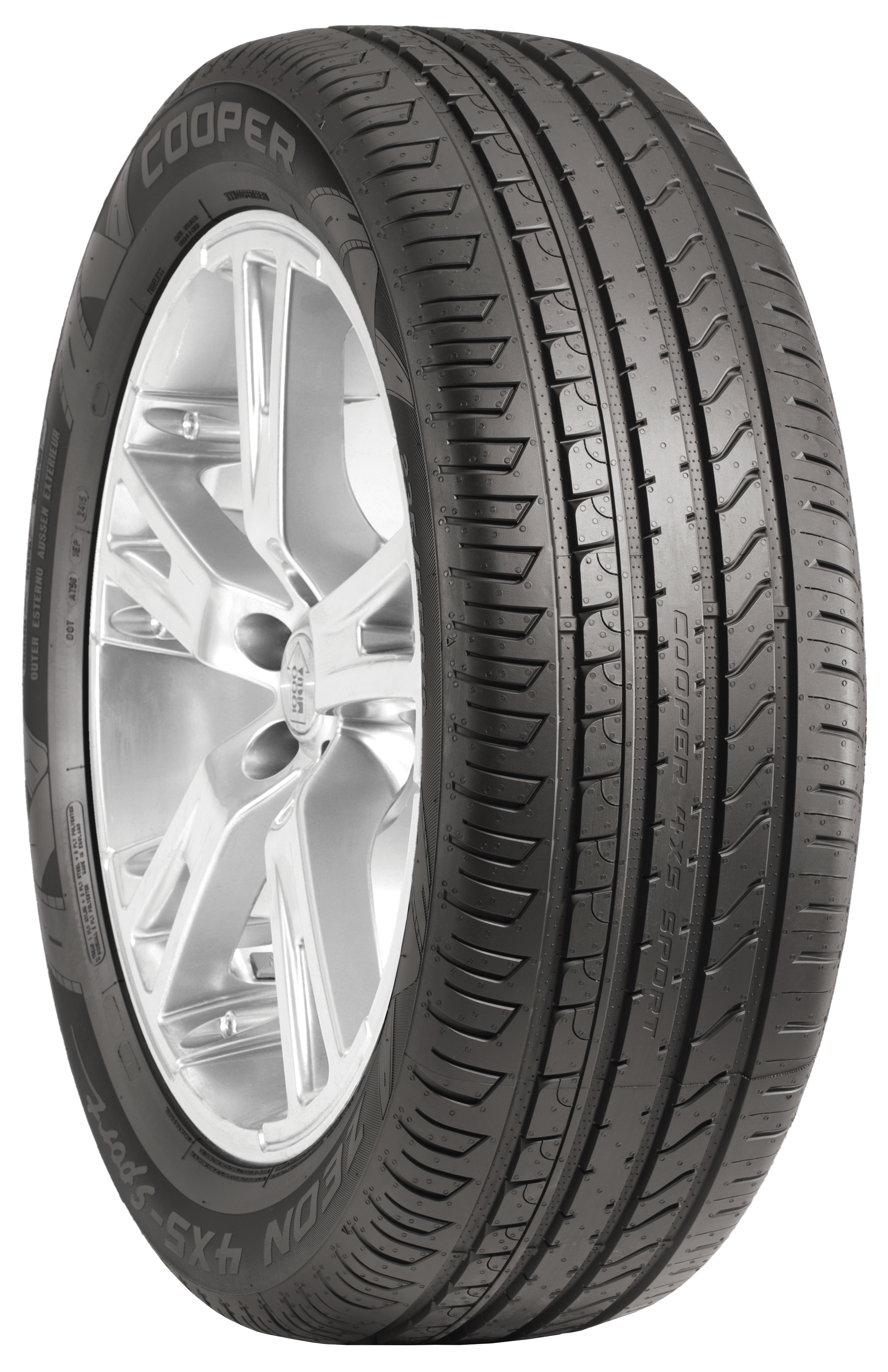 Gomme Nuove Cooper Tyres 235/50 R18 97V ZEON 4XS SPORT pneumatici nuovi Estivo
