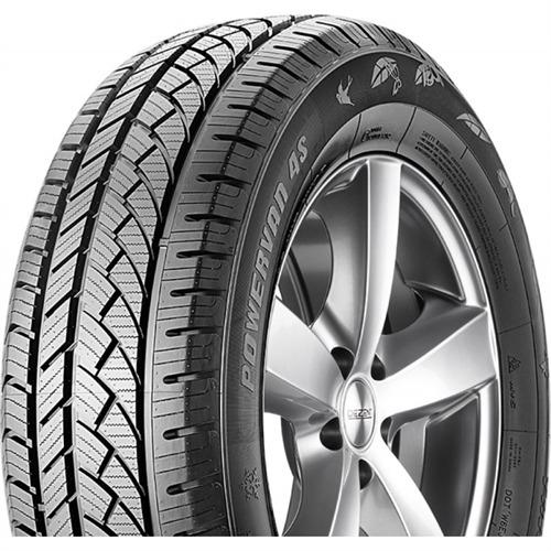Gomme Nuove Tristar 195/60 R16C 99H VAN POWER AS M+S pneumatici nuovi All Season