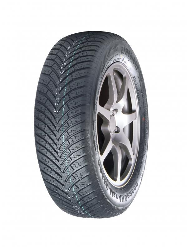 Gomme Nuove Linglong 205/50 R17 93V GREEN-Max All Season XL M+S pneumatici nuovi All Season