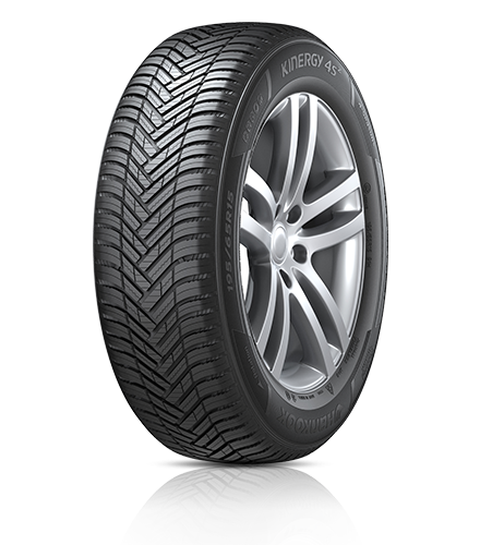 Gomme Nuove Hankook 195/55 R16 91H KINERGY 4S2 H750 XL M+S pneumatici nuovi All Season