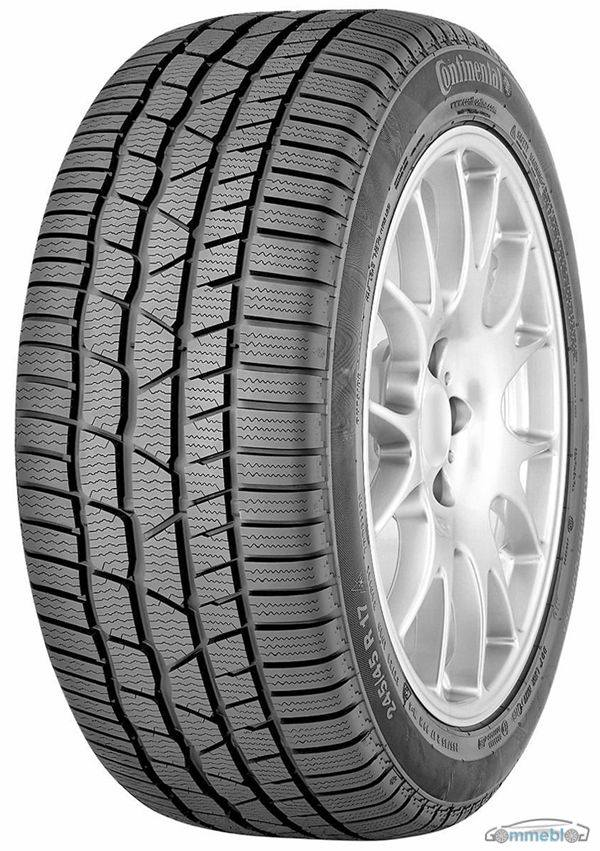 Gomme Nuove Continental 225/55 R17 97H ContiWinterContact TS830 P * M+S pneumatici nuovi Invernale