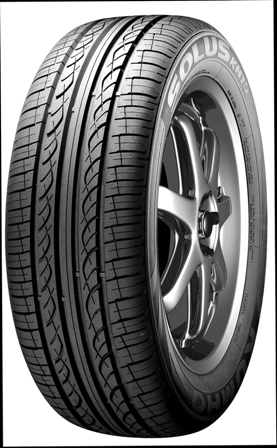 Gomme Nuove Kumho 255/60 R18 108H Solus KH15 pneumatici nuovi Estivo