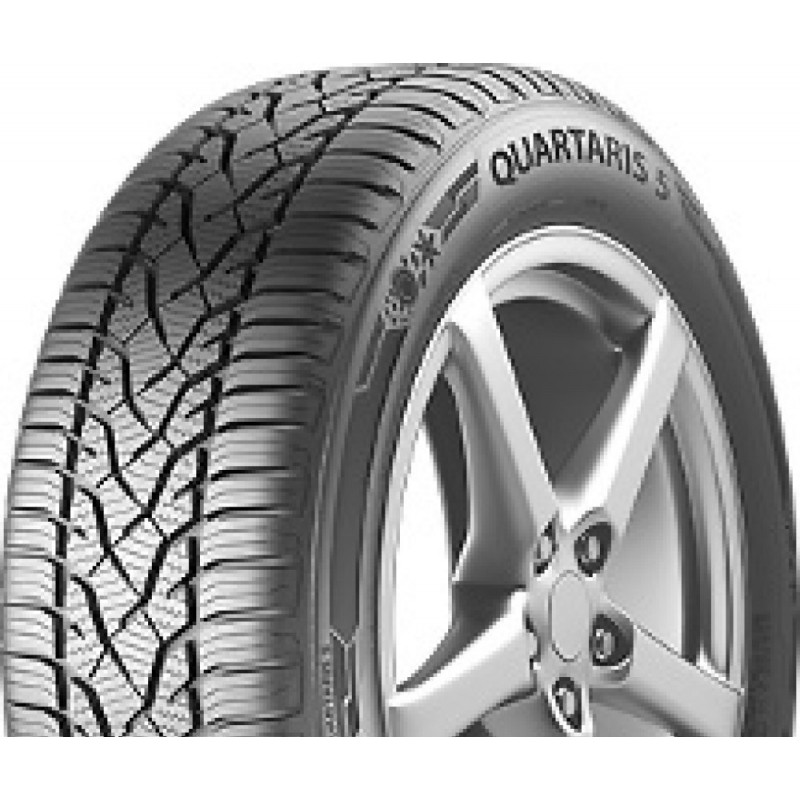 Gomme Nuove Barum 215/55 R16 97V QUARTARIS 5 XL (100%) pneumatici nuovi All Season
