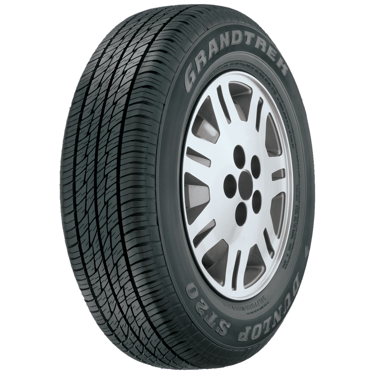 Gomme Nuove Dunlop 215/65 R16 98H GRANDTREK ST 20 M+S pneumatici nuovi All Season