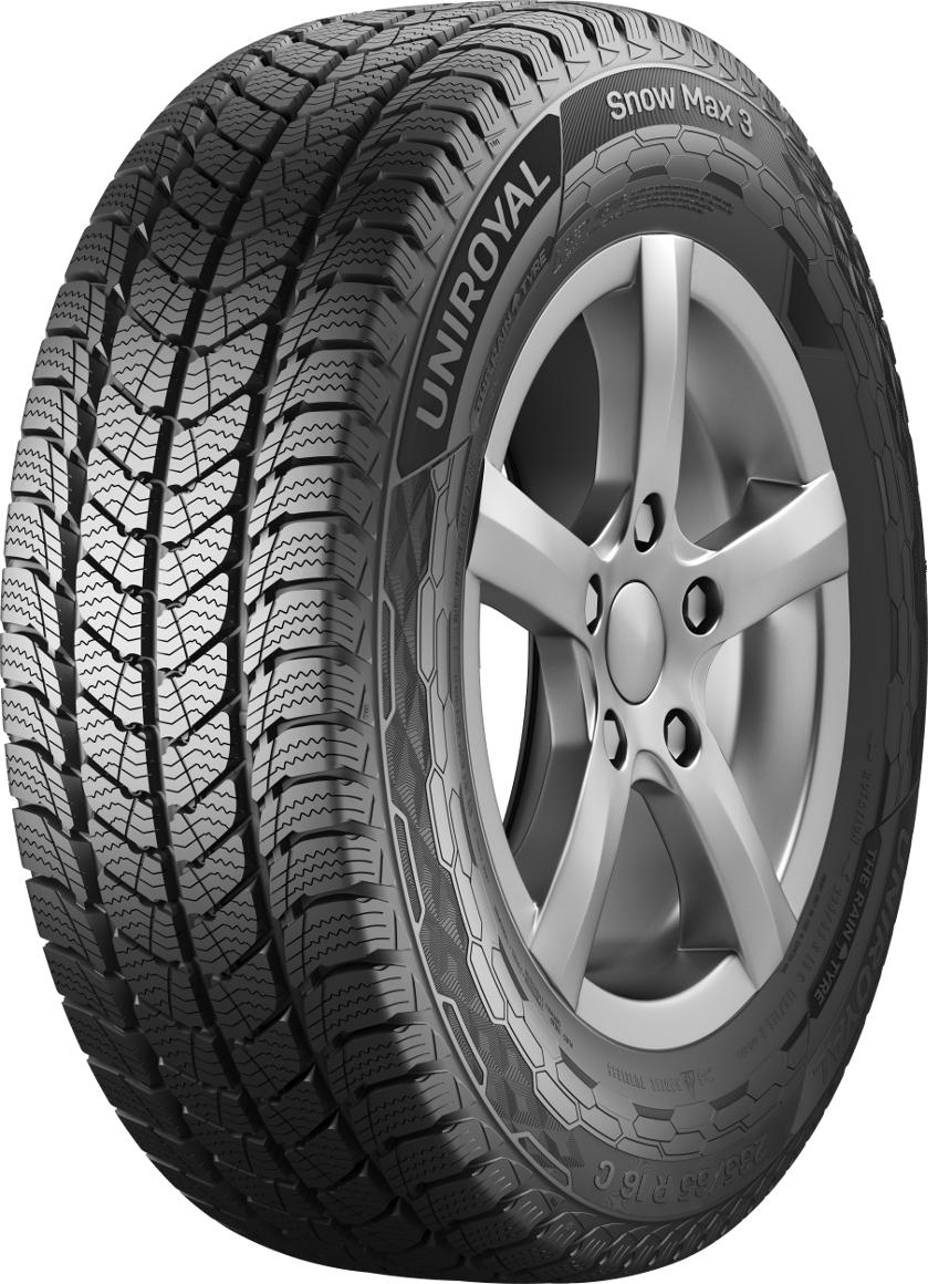 Gomme Nuove Uniroyal 235/65 R16C 115R SnowMax 3 M+S pneumatici nuovi Invernale