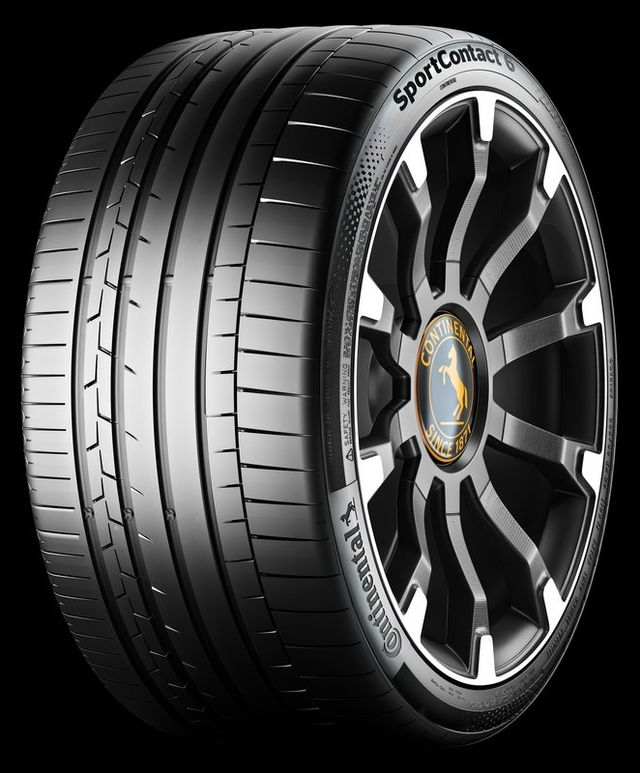 Gomme Nuove Continental 295/30 ZR19 100Y SportContact 6 XL pneumatici nuovi Estivo