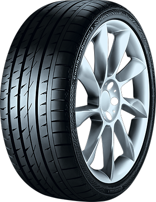 Gomme Nuove Continental 255/40 R17 94W SPORTCONTACT 3 MO FR pneumatici nuovi Estivo