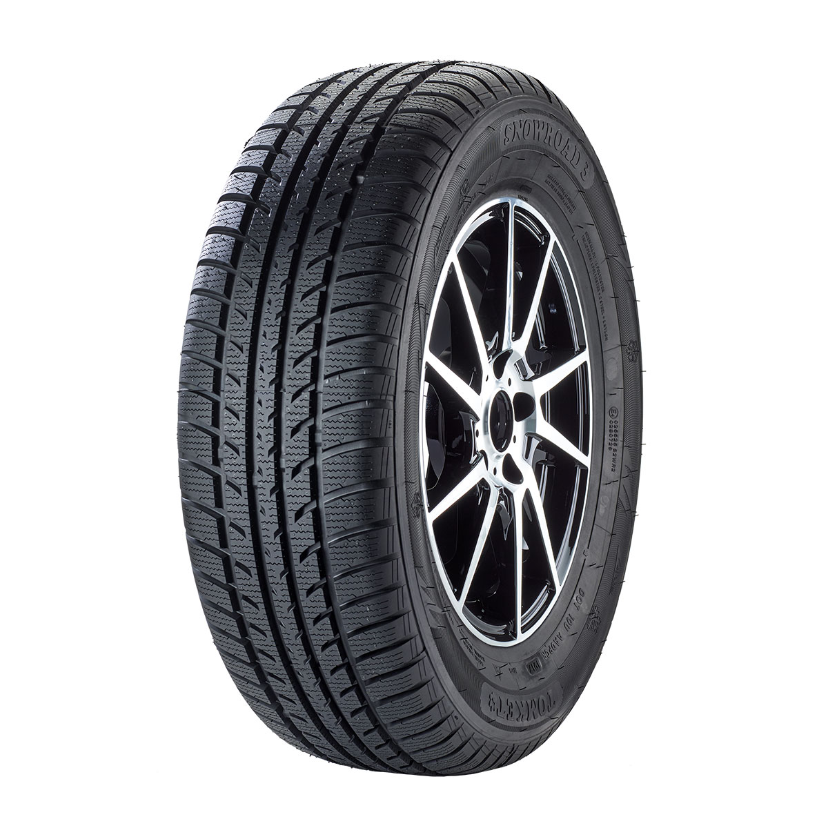 Gomme Nuove Tomket 185/65 R15 88T SNOWROAD 3 M+S (100%) pneumatici nuovi Invernale