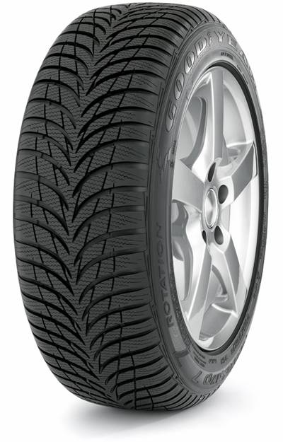 Gomme Nuove Goodyear 205/55 R16 91H UG7+ * FP M+S pneumatici nuovi Invernale