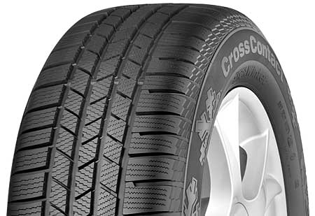 Gomme Nuove Continental 235/60 R17 102H CROSSCONTACTWINTER MO pneumatici nuovi Invernale