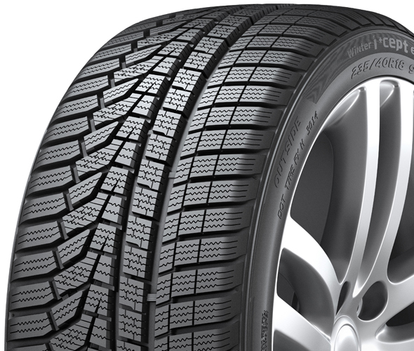Gomme Nuove Hankook 235/70 R16 109H W320A XL M+S (100%) pneumatici nuovi Invernale