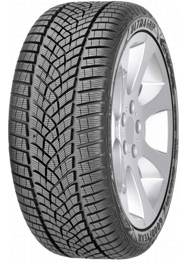 Gomme Nuove Goodyear 235/65 R17 108H UltraGrip Performance + SUV XL M+S pneumatici nuovi Invernale