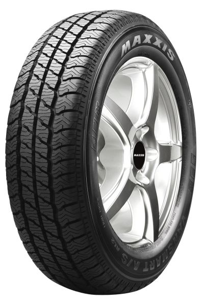 Gomme Nuove Maxxis 175/80 R14C 99/98R VANSMART A/S AL2 M+S pneumatici nuovi All Season