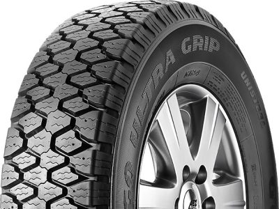 Gomme Nuove Goodyear 215/75 R16C 116Q CARGO UG G124 M+S pneumatici nuovi Invernale