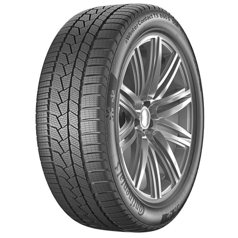 Gomme Nuove Continental 245/45 R20 103V ContiWinterContact TS860 S SSR XL M+S pneumatici nuovi Invernale